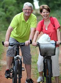 quando salire in bici dopo intervento prostata