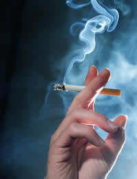 il fumo di sigaretta può causare disfunzione erettile