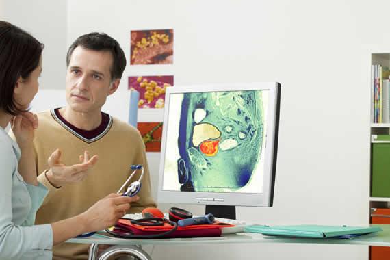 intervento alla prostata laser o novia
